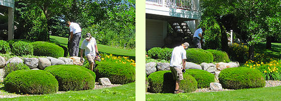 Residential and Commercial Lawn Mowing Services in Stillwater, MN and Hudson, WI.